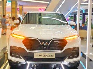 VinFast Lux SA 2020 chỉ cần trả trước 127 triệu nhận xe tận nhà
