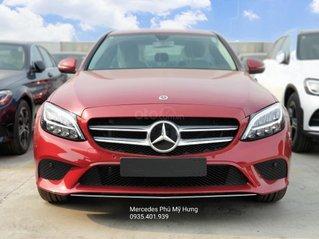 Tiết kiệm 140tr cùng ưu đãi 50% thuế TB, sở hữu chỉ 379tr hoặc thanh toán 7,5tr/12 tháng đầu, Mercedes C180 Sport