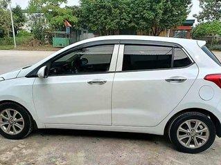Xe Hyundai Grand i10 năm 2015, màu trắng, nhập khẩu còn mới, giá chỉ 246 triệu