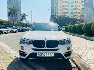 Bán gấp chiếc BMW X4 năm sản xuất 2017, xe nhập giá ưu đãi