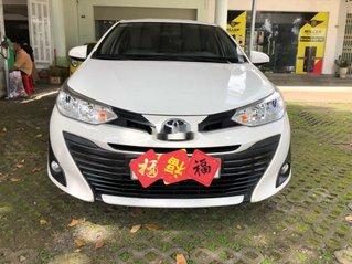 Bán Toyota Vios sản xuất 2018 giá cạnh tranh, xe một đời chủ