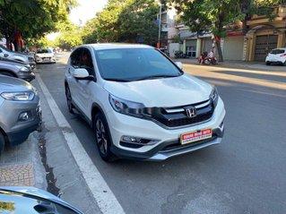 Cần bán gấp Honda CR V sản xuất năm 2017, xe giá thấp, động cơ ổn định