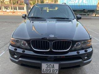 Bán BMW X5 năm sản xuất 2005, nhập khẩu nguyên chiếc còn mới, giá 296tr
