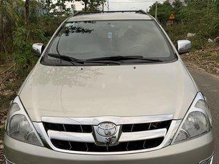 Cần bán gấp Toyota Innova năm sản xuất 2007, xe giá thấp, động cơ ổn định