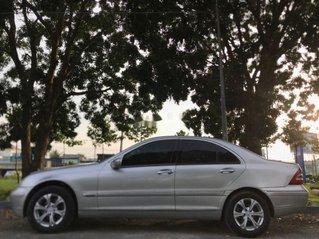 Cần bán lại xe Mercedes năm 2003, màu bạc, xe nhập còn mới