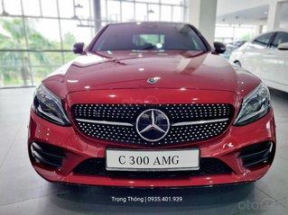 Giảm 50% thuế TB Mercedes C300 AMG 2020, mới 100%, gọi trực tiếp để có giá tốt nhất