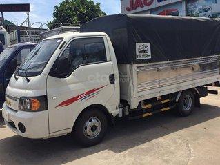 Thanh lý xe Jac 1T49 thùng 3m2 máy dầu