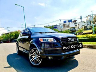 Audi Q7 slide ĐK 2009 phiên bản đặc biệt, hàng full cao cấp đủ đồ chơi, cửa sổ trời mui kính panorama, camera