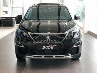 [Hot hot]  Peugeot 3008 AT SX 2020 mới hoàn toàn - đừng bỏ lỡ - Quà tặng tri ân cuối năm, đủ màu, giao ngay