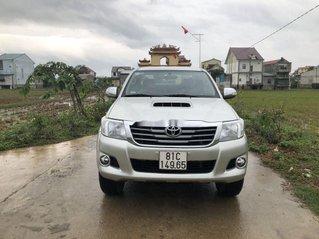 Bán Toyota Hilux năm 2014, nhập khẩu nguyên chiếc còn mới, giá chỉ 450 triệu