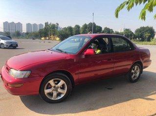 Bán xe Toyota Corolla năm sản xuất 1994, màu đỏ, nhập khẩu số tự động