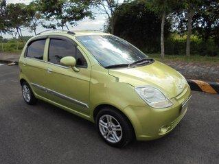 Cần bán gấp Chevrolet Spark năm 2009, màu xanh lục còn mới