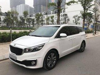 Xe Kia Sedona 2.2L DATH năm sản xuất 2018, màu trắng