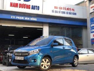 Chính chủ bán ô tô Suzuki Celerio 2018, màu xanh lam, nhập khẩu