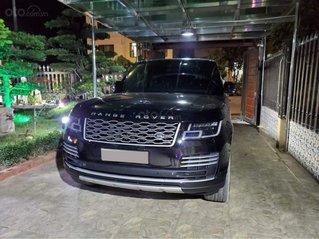 Bán Land Rover Range Rover Autobiography Black Edition 5.0L model 2016 đen nội thất đen, lên form bản SV 2020, biển VIP