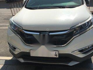 Honda CRV 2015 màu trắng suv