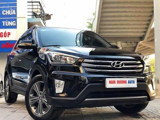 Bán Hyundai Creta sản xuất năm 2016, màu đen, xe nhập, chính chủ