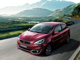 Hỗ trợ mua xe giá thấp với chiếc Mitsubishi Mirage CVT Eco đời 2020, giao nhanh toàn quốc