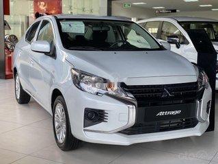 Bán nhanh với giá thấp chiếc Mitsubishi Attrage MT đời 2020, giao nhanh toàn quốc