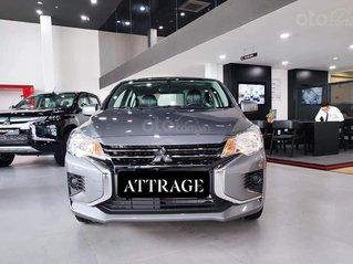 Hỗ trợ mua xe giá thấp với chiếc Mitsubishi Attrage MT đời 2020, giao nhanh toàn quốc