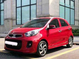 Cần bán lại xe Kia Morning sản xuất 2019, màu đỏ, chính chủ