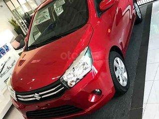 Bán xe Suzuki Celerio sản xuất 2019, màu đỏ, nhập khẩu