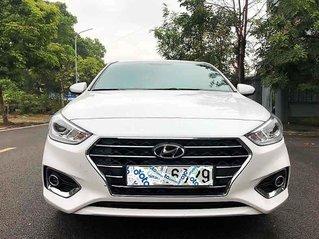 Cần bán Hyundai Accent sản xuất 2020, màu trắng, số tự động