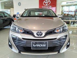 [Cần bán] Toyota Vios giá siêu sập sàn + km cực sốc mới 100%
