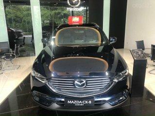 Mazda CX8 dòng xe 7 chỗ dành cho gia đình. Hỗ trợ trả góp trả trước chỉ từ 200tr + tặng gói phụ kiện nâng cấp giá trị