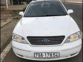 Cần bán lại xe Ford Mondeo sản xuất 2003, màu trắng, giá 140tr