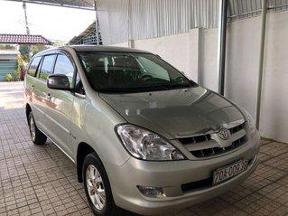 Cần bán lại xe Toyota Innova năm sản xuất 2006 còn mới, giá tốt