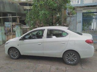 Cần bán lại xe Mitsubishi Attrage đời 2018, màu trắng còn mới