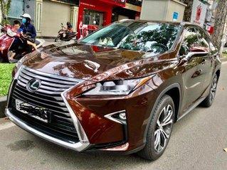 Cần bán Lexus RX 200T sản xuất 2017, màu nâu, nhập khẩu nguyên chiếc