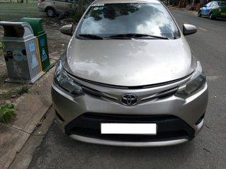 Bán Toyota Vios sản xuất năm 2016 còn mới giá cạnh tranh