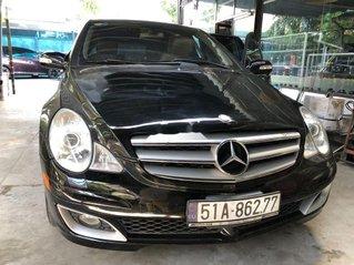 Bán Mercedes R350 4Matic đời 2006, màu đen, nhập khẩu, giá chỉ 395 triệu