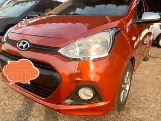 Bán ô tô Hyundai Grand i10 đời 2016, màu đỏ