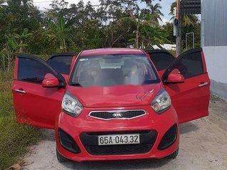 Bán Kia Morning sản xuất năm 2013, màu đỏ còn mới