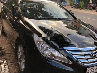 Cần bán Hyundai Sonata năm sản xuất 2011, màu đen, nhập khẩu nguyên chiếc còn mới, giá tốt