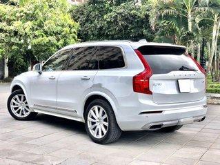 Bán Volvo XC90 sản xuất năm 2015, màu bạc, nhập khẩu ít sử dụng