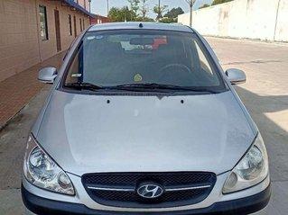 Cần bán xe Hyundai Getz năm sản xuất 2009, màu bạc, nhập khẩu nguyên chiếc, giá tốt