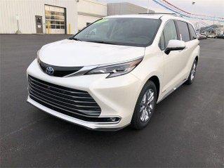 Bán Toyota Sienna năm sản xuất 2020, màu trắng