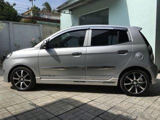 Bán ô tô Kia Morning năm 2010, màu bạc còn mới, giá 219tr