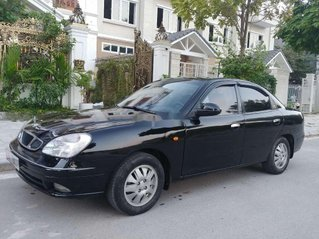 Cần bán lại xe Daewoo Nubira sản xuất năm 2005, màu đen