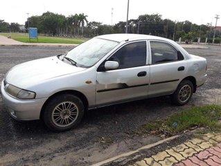 Bán Mazda 323 sản xuất 2001, màu bạc còn mới, 105tr