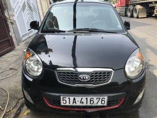 Bán Kia Morning sản xuất 2010, màu đen, nhập khẩu nguyên chiếc số tự động
