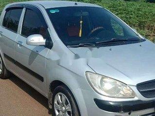 Cần bán xe Hyundai Getz đời 2009, màu bạc, nhập khẩu Hàn Quốc