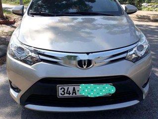 Cần bán gấp Toyota Vios năm 2016, giá tốt, xe một đời chủ giá ưu đãi