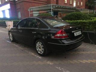 Cần bán lại xe Ford Mondeo đời 2003, màu đen, giá 130tr