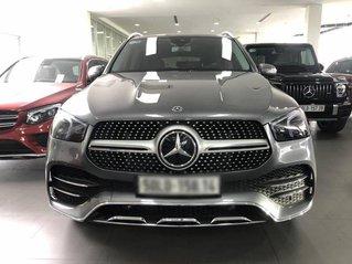 Bán Mercedes GLE 450 4MATIC đời 2020, màu xám, xe nhập