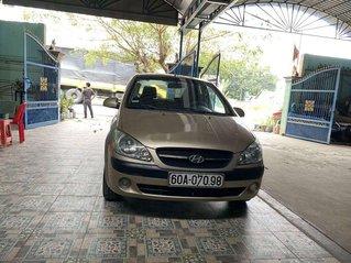 Bán Hyundai Getz 2009, màu vàng, nhập khẩu chính chủ